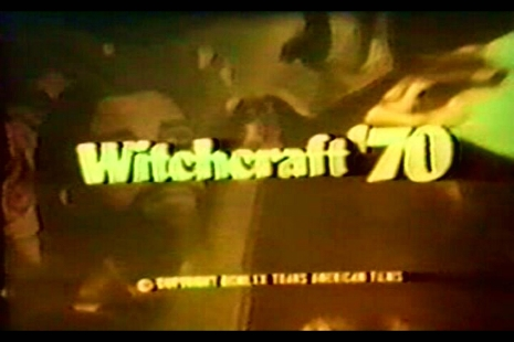Witchcraft '70 Title Screen