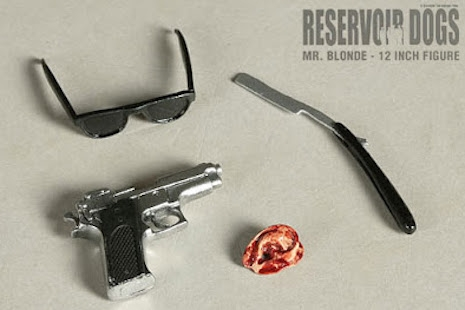 Mr. Blondes accessories by Sideshow Collectables