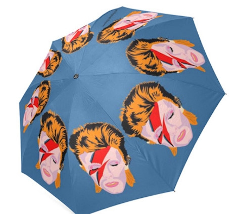 Aladdin Sane umbrella