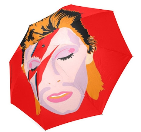 Aladdin Sane large face umbrella