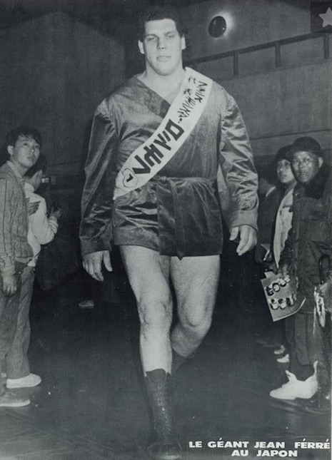 André the Giant as