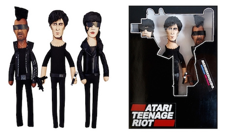 German electro pioneers, Atari Teenage Riot
