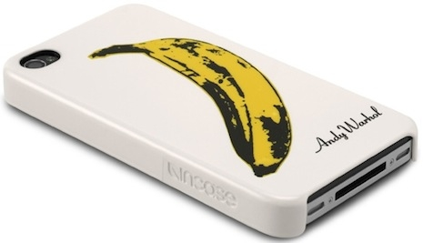 The VU banana iPhone case