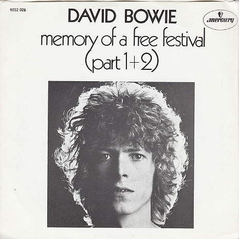 David Bowie's stunning (and epic) hippie anthem 'Memory of a Free Festival'