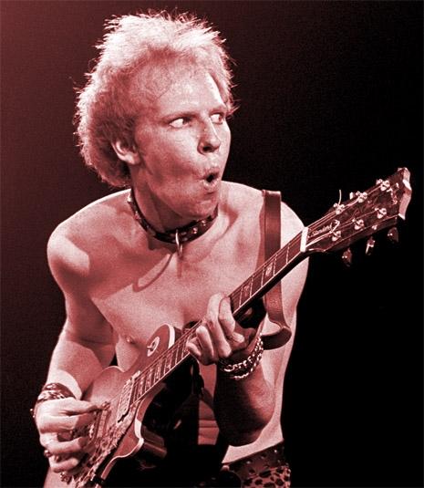 Dead Boy Cheetah Chrome's 'Sonic Reducer' guitar lesson