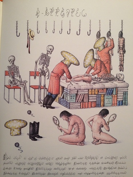 Codex Seraphinianus: A new edition of the strangest book in the world