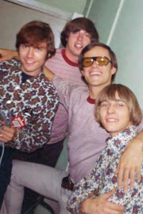 Meet Craig Smith, L.A. pop-folk golden boy turned lost psychedelic genius, then tragic acid casualty