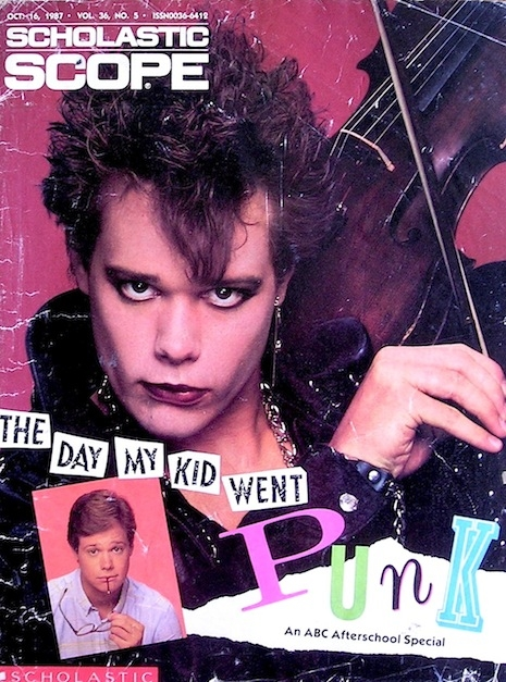 'Punk Syndrome: How Parents Can Avoid It': Legendary 'ABC Afterschool Special' comes to YouTube