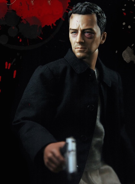 The Narrator (Edward Norton) from Fight Club by Rainman