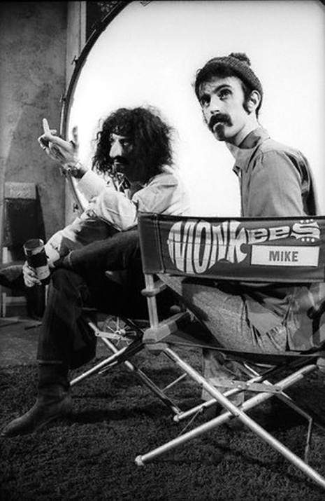 Frank Zappa Amp The Monkees No You Re The Popular