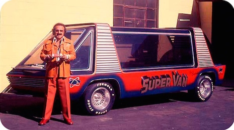George Barris and his