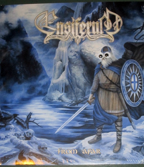 Albumes de Metal con Ojos Saltones