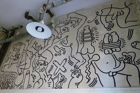 Keith Haring, LGBT Community Center