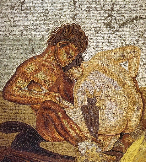 Mosaic from House of the Faun