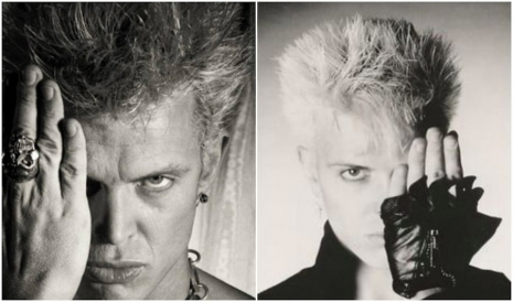 The Horror Film That Inspired Billy Idol S Eyes Without A Face