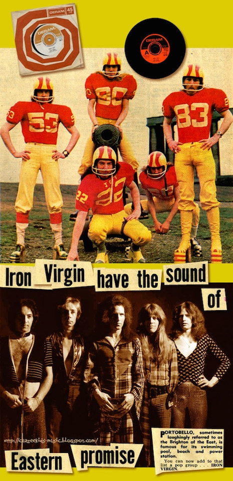 Iron Virgin