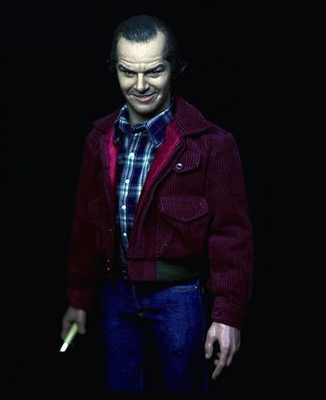 Jack Torrance from The Shining figure by Rainman