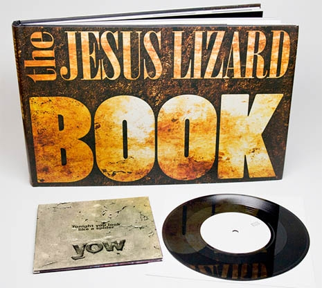 the jesus lizard: the book: the photo