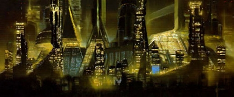 Visual Futurist: Step inside the sci-fi world created by 'Blade Runner' visionary Syd Mead  La2019meadbladerunnerlkasdlfkj_465_193_int
