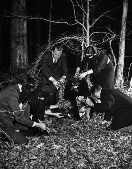 The black magic 'hexing party' to kill Adolf Hitler with