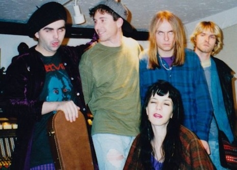 Lori Black and the Melvins