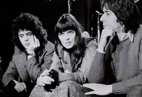 Lou Reed, John Cale and Nico have a Velvet Underground