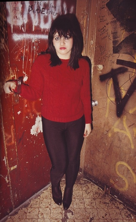 Lydia Lunch San Fransisco 1979 by Jim Jocoy