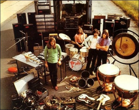The Massed Gadgets of Auximenes': Ultimate Pink Floyd bootleg