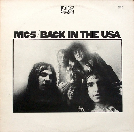 Back In The USA cover