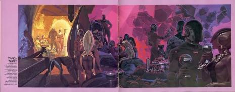 Visual Futurist: Step inside the sci-fi world created by 'Blade Runner' visionary Syd Mead  Meadautomotiveweeklyasdlkfjasldkfj_465_183_int