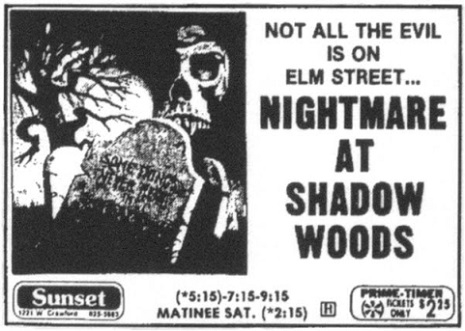 Nightmare at Shadow Woods