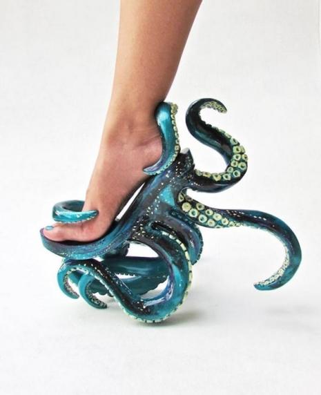 Oktopus High Heels