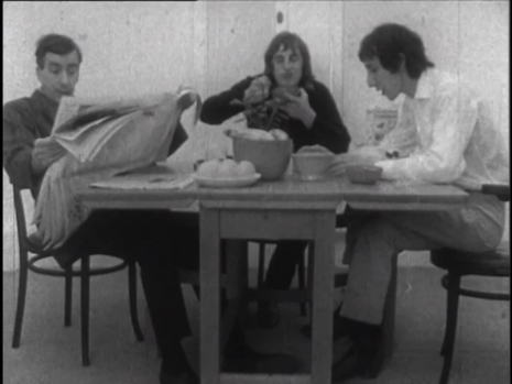 A young Pete Townshend co-stars in little known art school student film 'Lone Ranger,' 1968 | Dangerous Minds