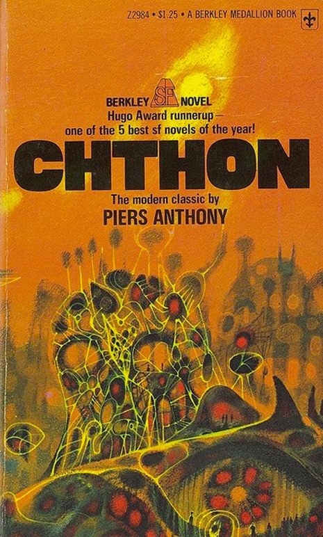 CHTHON ANTHONY