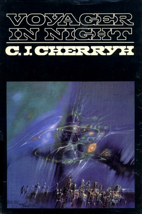 VOYAGER IN NIGHT CHERRYH