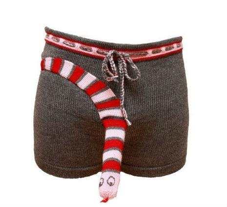 The Twee Elephant | Crochet men, Crochet humor, Crochet elephant | 423x465