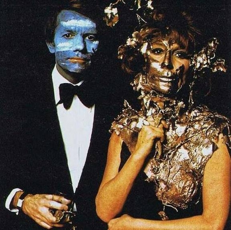 Glimpses of the extravagant Surrealist Ball of 1972  Surrealist08_465_464_int
