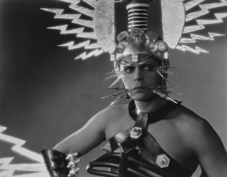 Actor heodore Kosloff in Madam Satan, 1930