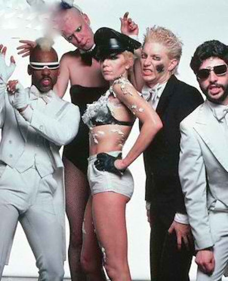 The Plasmatics, 1981