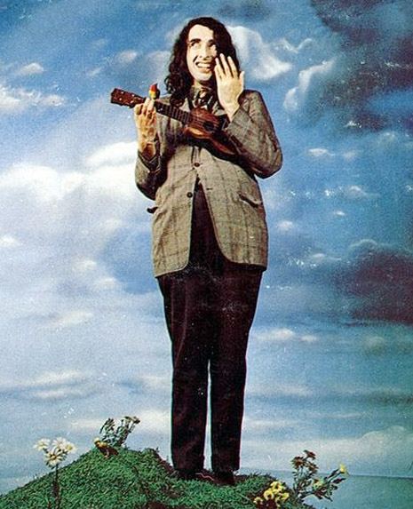 tiny tim lp cover pic