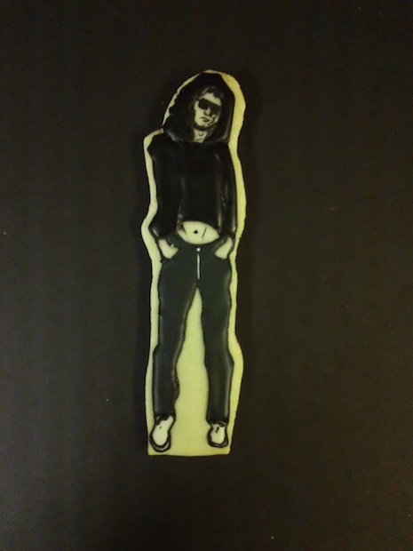 Tommy Ramone cookie