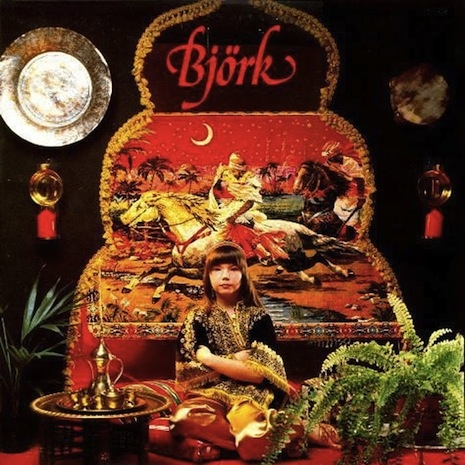 Down the rabbit hole with Björk's first album, recorded at the age of eleven