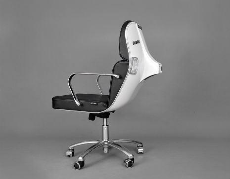 Comfortable Office Chair No Wheels