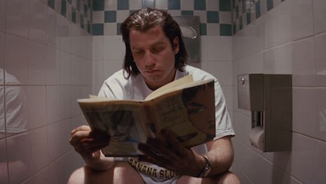 Vincent Vega (as played by John Travolta in the 1994 film, Pulp Fiction)