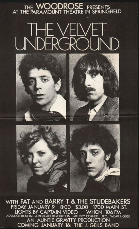Loaded': The Velvet Underground in 5.1 surround, win a free box set from  Rhino | Dangerous Minds
