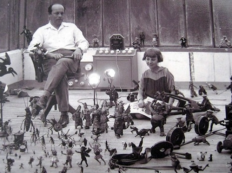Starevich with miniatures