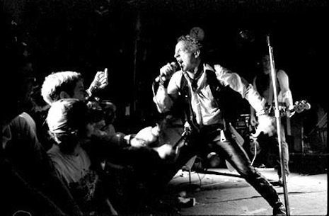 David Yow as Johnny Rotten