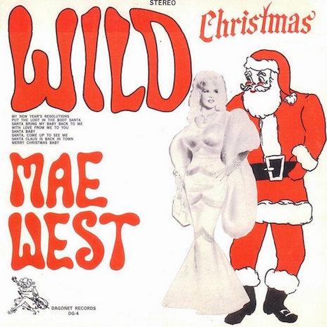 Mae West Wild Christmas, 1966