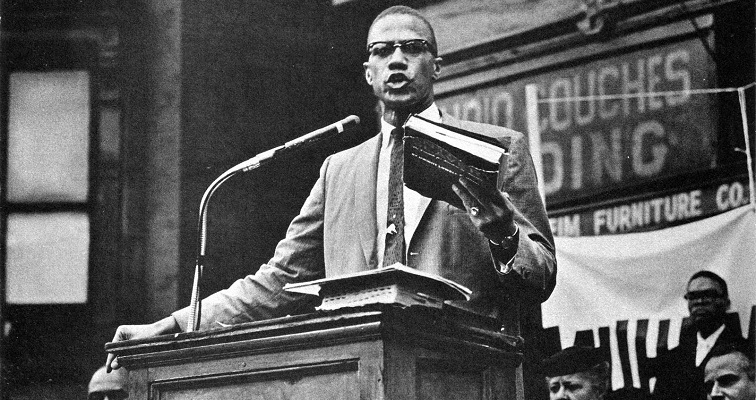 Watch what happened the day Malcolm X was assassinated in Ken Jacobs' 'Perfect Film'