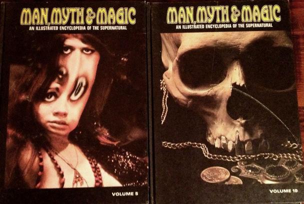 Man, Myth & Magic: The evil encyclopedia sold in 1970s supermarkets